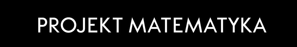 Projekt Matematyka Logo